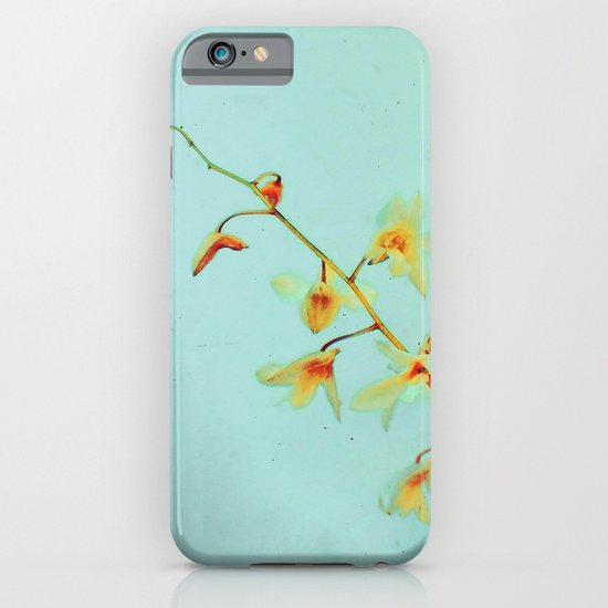 Baby Blue iPhone & iPod Case