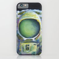iPhone & iPod Case featuring Astronaut by Quinn Shipton