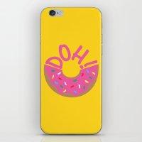 Doh! iPhone & iPod Skin