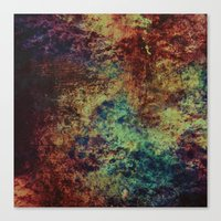 Contagious Decay Canvas Print