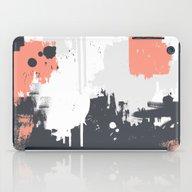 Abstract Paint Pattern 0… iPad Case