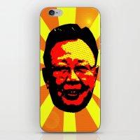 Farewell Kim Jong Il iPhone & iPod Skin