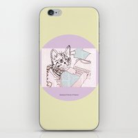 Dedicated Follower Of Fashion  iPhone & iPod Skin