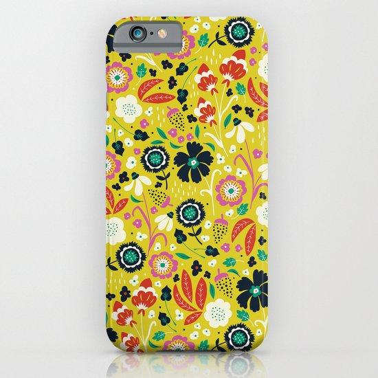 Flourishing Florals iPhone & iPod Case