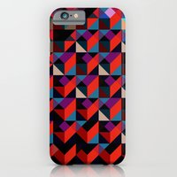 iPhone & iPod Case featuring Unreleased Pattern #6 by Guillaume '96' Bonte