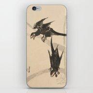 iPhone & iPod Skin featuring Microraptors by Bouletcorp