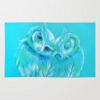 Lovey Owls Rug