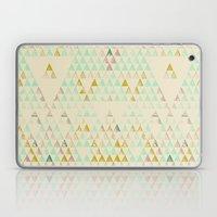 Triangle Lake Laptop & iPad Skin