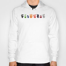 Teacups Border Hoody