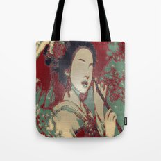 A day in the shade Tote Bag