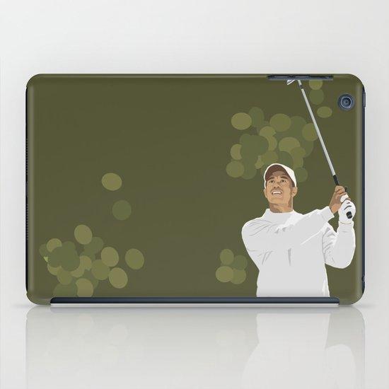 Tiger Woods iPad Case