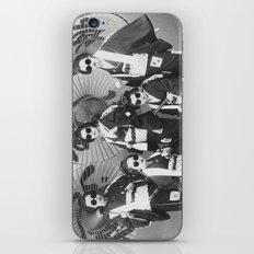 Lady Samurai iPhone & iPod Skin