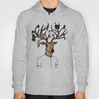 Evicted Deer Hoody