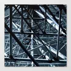 ferris wheel 02 Canvas Print