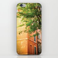 off the streets of Italy iPhone & iPod Skin
