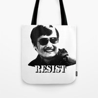 Chen Guangcheng RESIST  Tote Bag