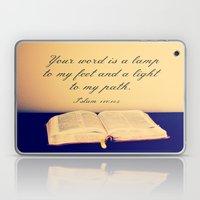 Bible  Laptop & iPad Skin