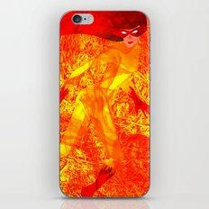 Child (Fire) Star iPhone & iPod Skin