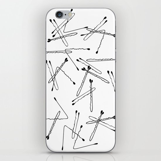 bobbies iPhone & iPod Skin