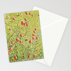 The natural beauty. Stationery Cards