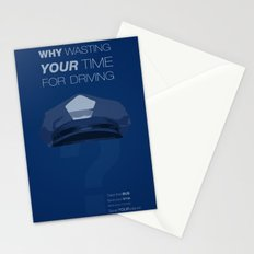 Driver Stationery Cards