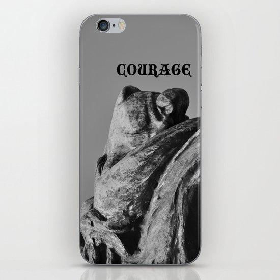 Lion Heart iPhone & iPod Skin
