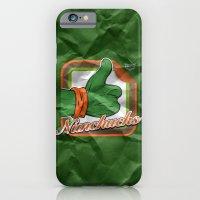 Nunchucks iPhone 6 Slim Case