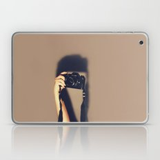 Taking pictures of you Laptop & iPad Skin