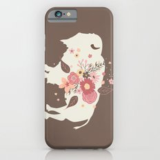 Floral Buffalo Slim Case iPhone 6s