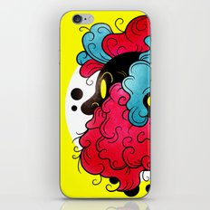 Trippie Beard iPhone & iPod Skin