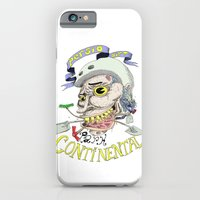 iPhone & iPod Case featuring Park Continental by Marcelo O. Maffei