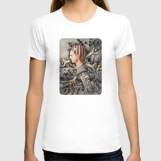 My Precious | Collage Womens Fitted Tee White SMALL