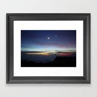 Where Stars Are Reachabl… Framed Art Print