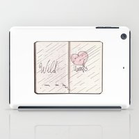 Wild Hearts Can Be Broke… iPad Case