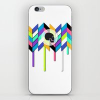 Geo Skull iPhone & iPod Skin