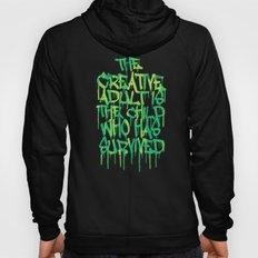 Graffiti Tag Typography!… Hoody