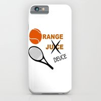 iPhone & iPod Case featuring Orange Deuce by MollyW