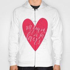 Virginia is for Lovers Hoody