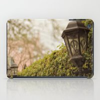 New Orleans - Ivy Garden Wall iPad Case