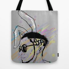 Wish A Rocking Easter! Tote Bag