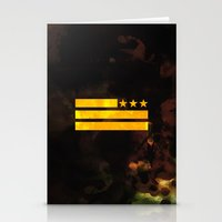 TriStar Flag Stationery Cards