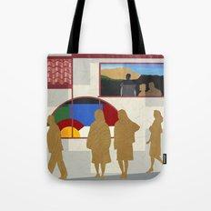 El Burrito Tote Bag