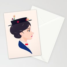 A Spoonful of Sugar Stationery Cards