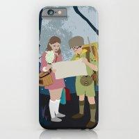 moonrise kingdom iPhone & iPod Cases featuring Moonrise Kingdom by Celina Frelinghuysen