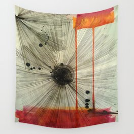 Wall Tapestry - Black Hole Sun - Ducky B
