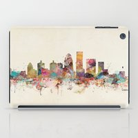 louisville kentucky skyline iPad Case
