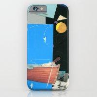Aquatic Huntsman iPhone 6 Slim Case