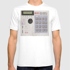 MPC Dreams (2012) SMALL White Mens Fitted Tee