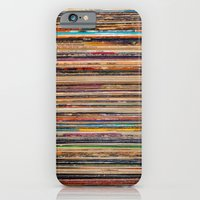 iPhone & iPod Case featuring Vinyl by elle moss