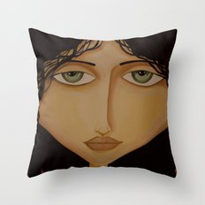 model 1 Throw Pillow